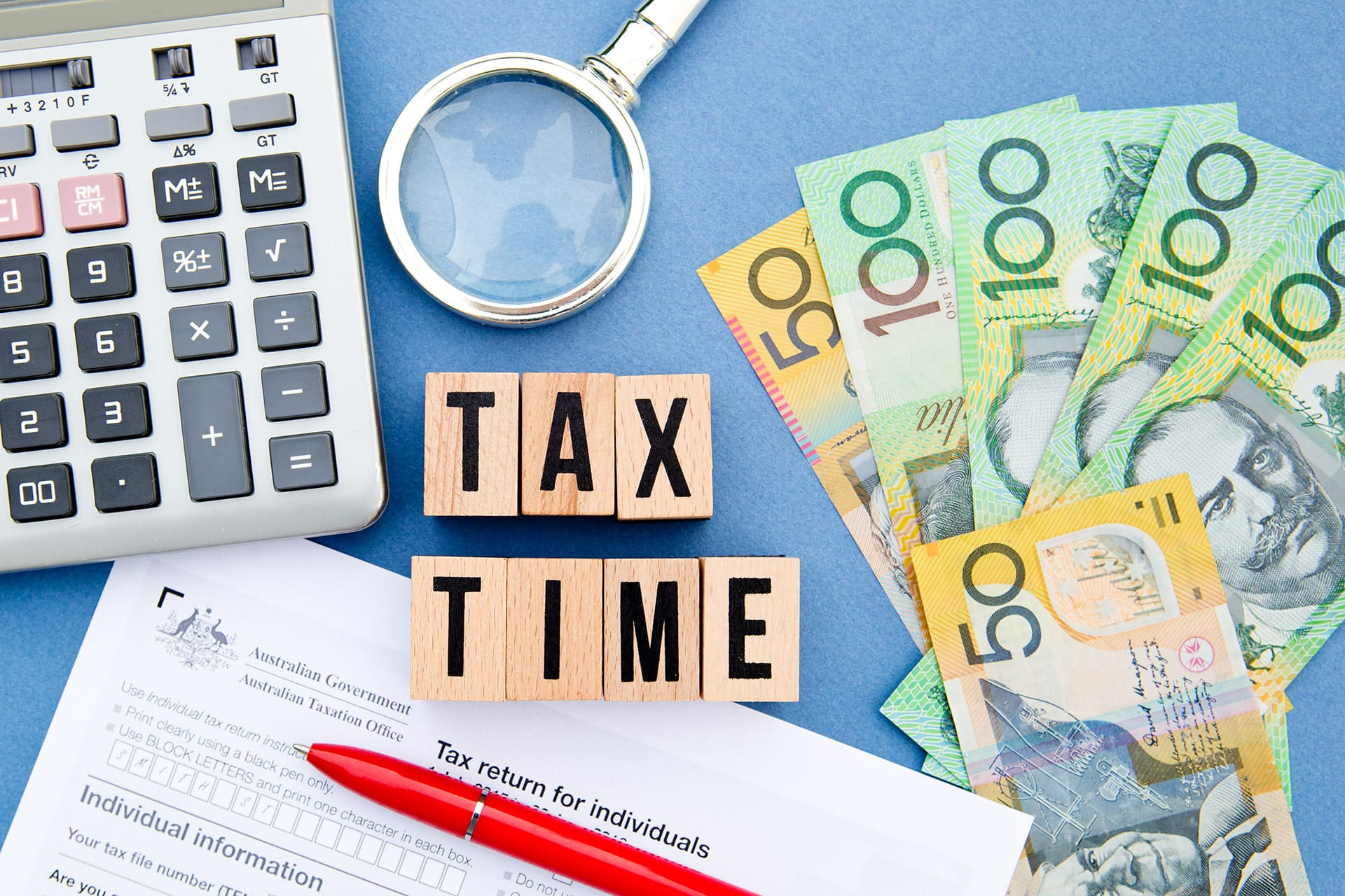 Tax and Australian Residents